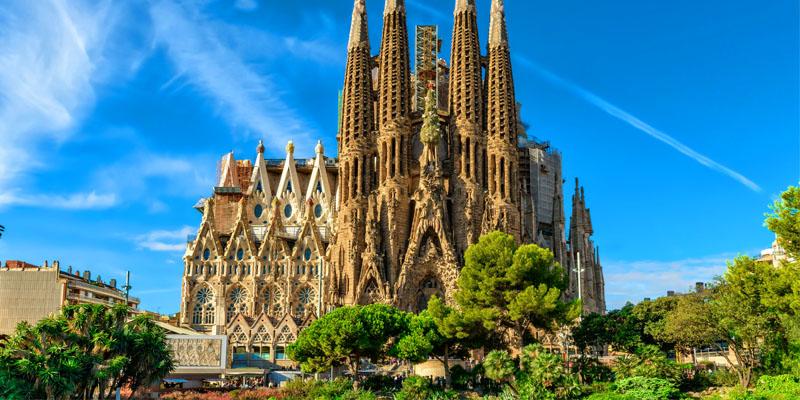 Main - Spain Sagrada Familia Cathedral